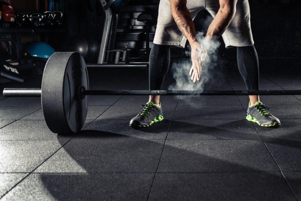 Gyms Black Swan, Black Swan Gym Flooring